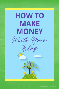 How to make money with your blog (1)