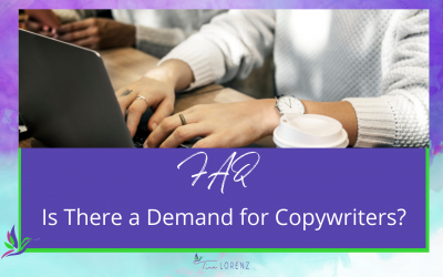 Is there a demand for copywriters?