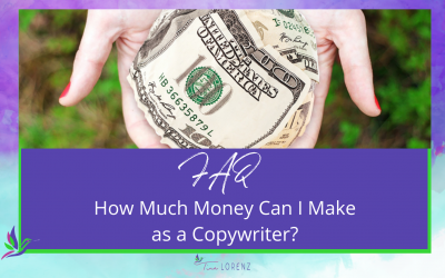 How fast can I make money as a copywriter? How much money can I make?