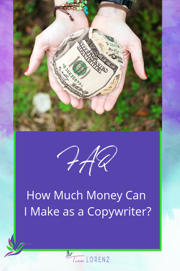 How much money can I make as a copywriter?