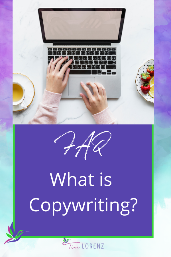 What exactly is copywriting?